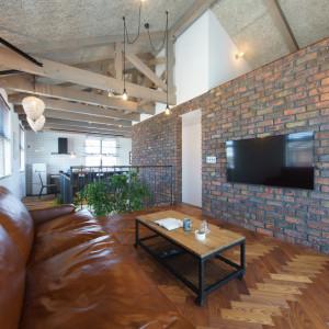 BROOKLYN NY / MODEL HOUSE Takamiyacho Hikone