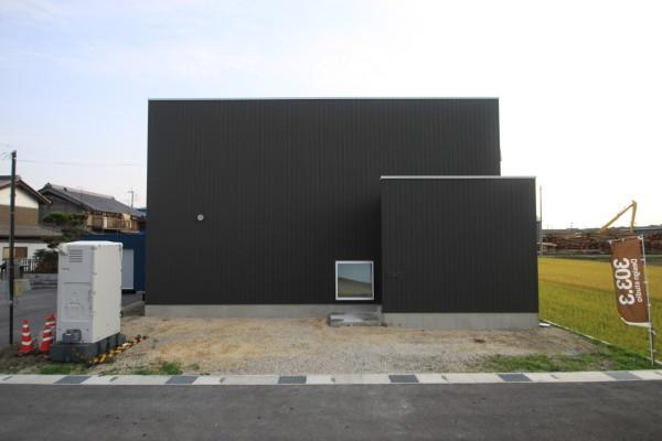 Windowless efficient Modern House