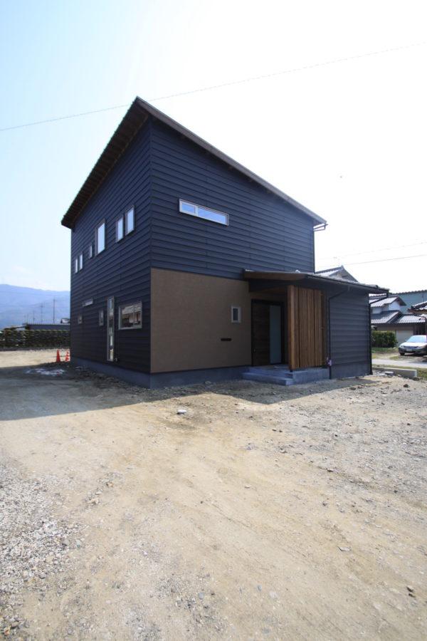 Classic modern house