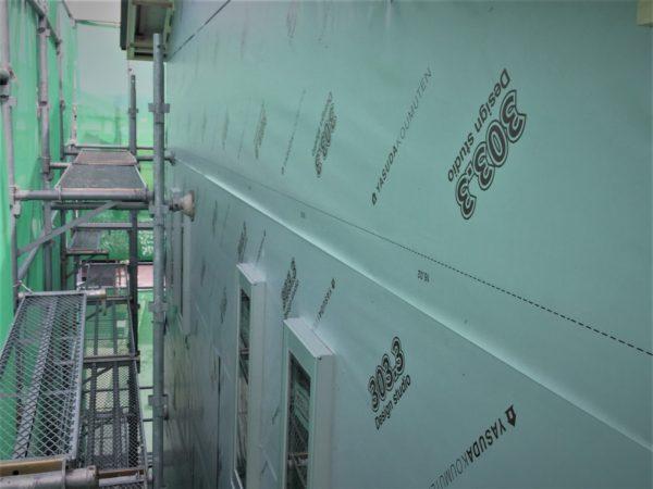 遮熱透湿防水シート