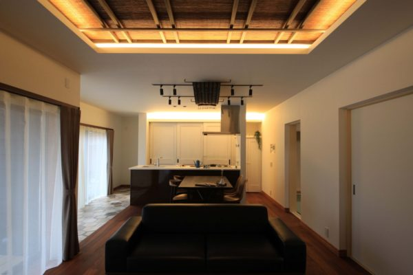 Bali style renovation