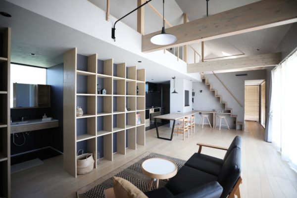 ONE STORY HOUSE -平屋のお家-